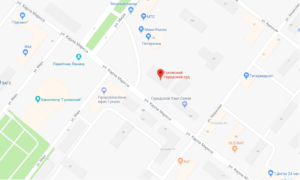 Гуковский суд карта