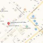 Миллеровский суд на карте и Участок 5