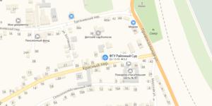Неклиновский суд на карте