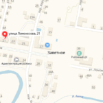 Ремонтненский суд на карте Участок 2