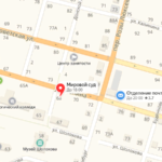 Шолоховский суд на карте участок 1