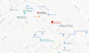 Волгодонской суд карта