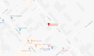 Зерноградский суд карта