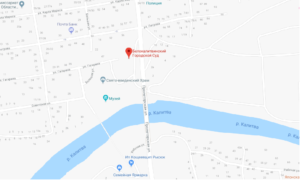 белокалитвинский суд карта